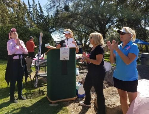 Lake Wildwood Pickleball Club Raises over $6800 for Nevada County Hospital Foundation